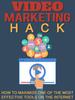 Thumbnail Video Marketing Hack PLR eBook