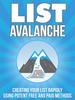 Thumbnail List Avalanche PLR eBooks