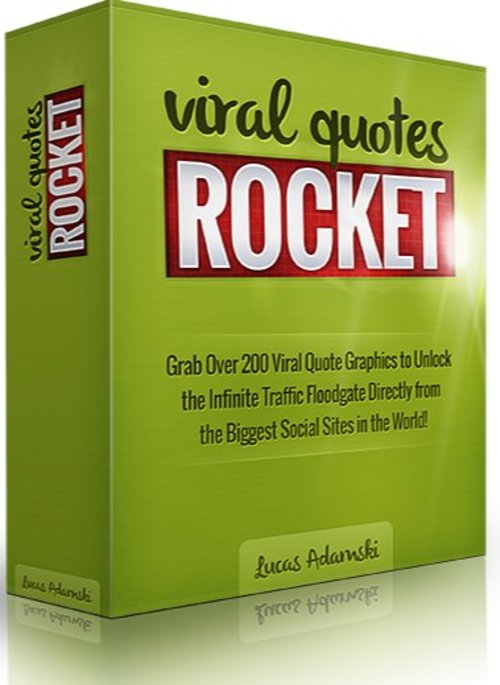Product picture Viral Quotes Rocket
