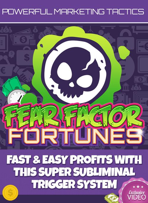 Product picture Fear Factor Fortunes