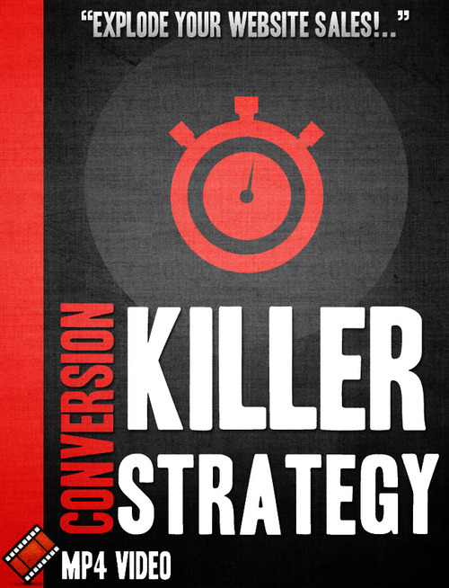 Product picture Killer Conversion Strategy Video Tutorial
