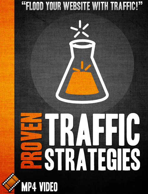 Product picture Proven Traffic Strategies Video Tutorial