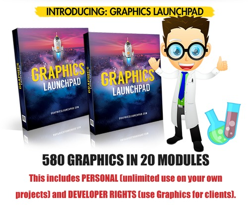 Product picture Graphics Launch Pad