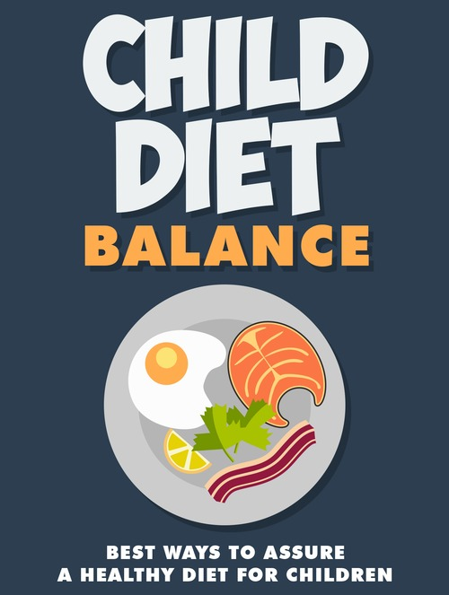 Product picture Child Diet Balance