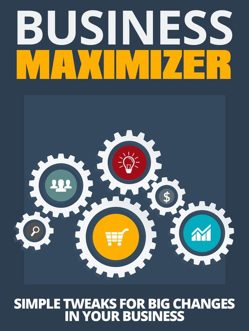 Product picture Business Maximizer